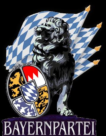 Bayernpartei München Logo
