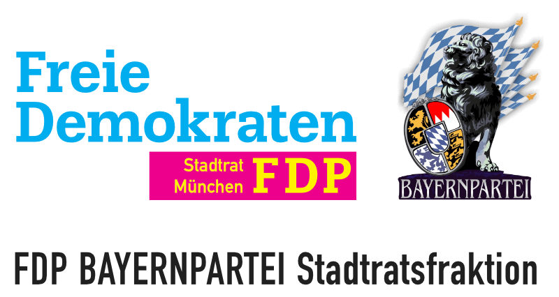 FDP BAYERNPARTEI Stadtratsfraktion Rathaus München