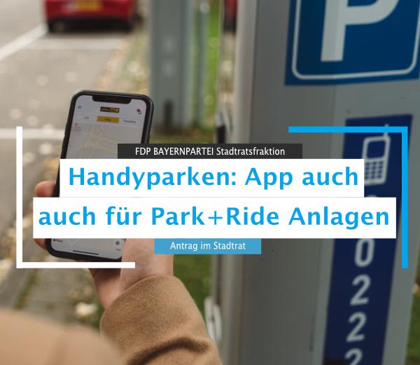 Handyparken Antrag im Stadtrat