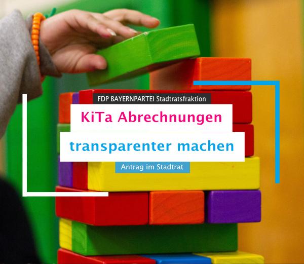 KiTa Abrechnungen transparenter machen