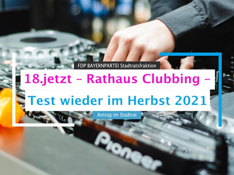 FDP Bayernpartei Stadtratsfraktion Antrag
